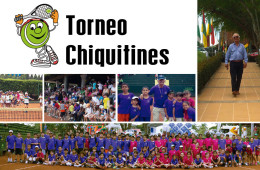 ¡CHIQUITINES' TOURNAMENT IS COMING!