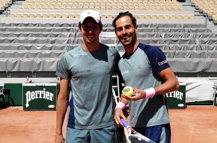 Galan - Giraldo Roland Garros